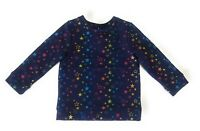 12/18 Months Gymboree Toddler Girl Stars Sweatshirt Long Sleeve Pullover NWT