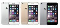 "Apple iPhone 6 Plus 5.5"" 64GB 4G Factory GSM Unlocked AT&T T-Mobile Smartphone"