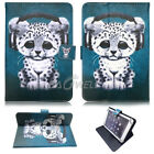 """For Amazon Kindle Fire 7"""" 8"""" 10"""" Tablet Universal Folio Stand Leather Case Cover"""