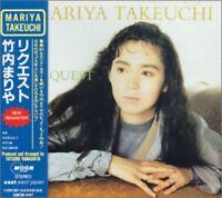 Mariya Takeuchi - Request [New CD] Japan - Import
