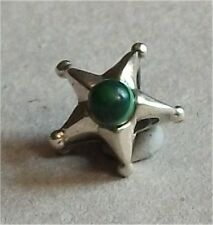 Authentic TROLLBEADS VIRGO. Retired 2010. NEW & RARE Troll Bead
