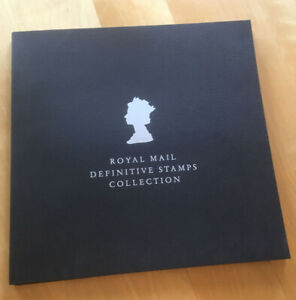 GB 2002 Royal Mail Definitive Stamps Collection pack