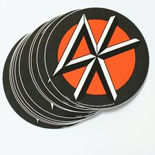 Wholesale Vinyl Stickers Official Dead Kennedys Punk Rock Band Logo