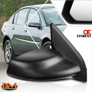 For 03-07 Saturn Lon Sedan OE Style Manual Side View Door Mirror Replacement RH