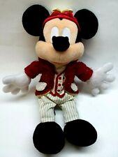 "New listing Very Rare! Hong Kong Disneyland ""Mickey Mouse"" 11"" Plush Toy! Free Shipping!"