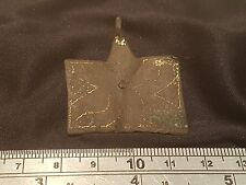 Stunning Medieval bronze pendant with beautiful Gold guild f/nr Nottingham L533
