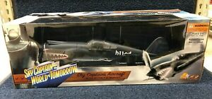 The Ultimate Soldier XD Sky Captain's Aircraft P-40 Warhawk 1/18 scale No 89501