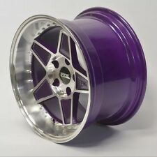 "Fyk ED3 17"" 8.5j 10j Cerchi in lega 5x112 EURO DRIFT AUDI MERCEDES VW Golf BBS RS"