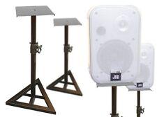 2 x Boxenstative para Audio Cajas Mueble Monitor Soporte Estudio Trípode Stand