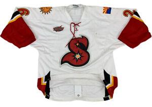 2009-11 Mike Nesdill Arizona Sundogs CHL Hockey Game Worn Jersey