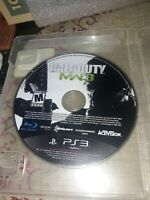 Call of Duty Modern Warfare 3 PlayStation 3 PS3 Disc Only SHIPS FREE N FAST