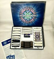Who wants to be a millionaire board game, Tv Quiz Game ITV 1998 Free P&P