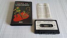 MSX Game - Tras El Unicornio