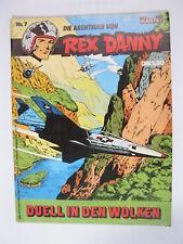 Rex Danny Nr.  7  Bastei im Zustand (1-2). Erstauflage! 81647