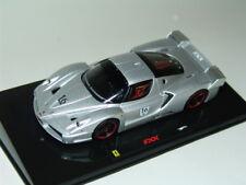Hot Wheels Ferrari FXX 2005 N.16 Silver 1 43