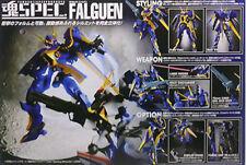 Bandai Chogokin Spec XS-11 XFMA-09 Draguna Falguen JP