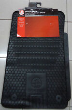 VE Commodore RUBBER FLOOR MATS GENUINE Set of 2 Front Mats Suit All VE Models SS