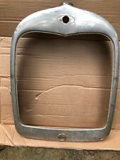 1928 Model A Ford Radiator Grill Shell Original Roadster Tudor Coupe Fordor 28 9
