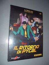 DVD LUPIN III THE 3rd FILM COLLECTION N° 7 IL RITORNO DI PYCAL