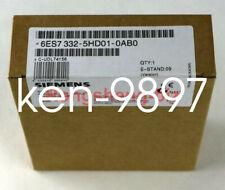 ONE Siemens 6ES7332-5HD01-0AB0 6ES7 332-5HD01-0AB0 SM 332 Output NEW IN BOX