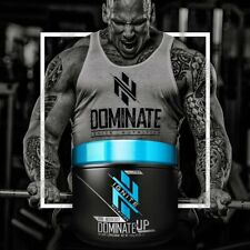 Ignite Nutrition DOMINATE-UP Pre Workout Energy Pump Focus 30 Serves PICK FLAVOR