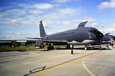 2/39-2 Boeing KC-135 Stratotanker Ohio Air Guard 80017 Kodachrome SLIDE