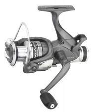 Superb Mitchell Avocet 3 Silver 4000FS free spool Barbel Carp Baitrunner reel