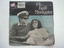 EK KALI MUSKAYEE MADAN MOHAN TAE 1413 1968 RARE BOLLYWOOD EP RECORD ANGEL vg-