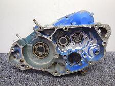 1987 Suzuki RM125 Right side engine motor crankcase 87 RM 125