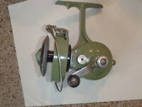 Vintage Benora (Swiss made, not Abu) 2 speed fishing reel.