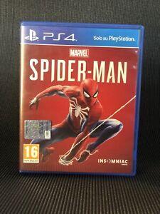 MARVEL SPIDER MAN PS4 GIOCO VIDEOGIOCO PLAY STATION PAL ITA
