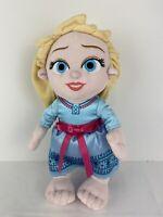 Disney Parks - Disney Babies Frozen Elsa Plush Baby No Blanket