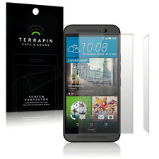 Crystal Clear HD 2 x Screen Protector High Definition Enhanced  HTC One 2014 M8