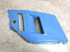 92 GSXR 750 RSXR 750 GSX R R750 Suzuki left side cover panel cowl fairing