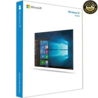 OEM Windows 10 Home 64-Bit |1-Pack | DVD | SEALED/NEW | FAST FREE US SHIPPING