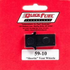 Quick Fuel Holley Carb Carburetor shortie vent whistle Brand New