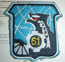 Patch - 51st TACTICAL WING - DA NANG AIR BASE - Helicopter - Vietnam War - 4486