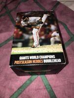 Yusmeiro Petit 2014 World Series  SGA SF Giants  bobblehead In Box