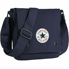 CONVERSE Umhängetasche Schultertasche Überschlagtasche Tasche SMALL FORTUNE Blau