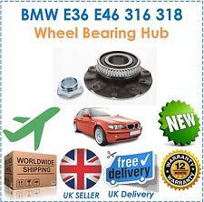 Fits BMW E36 E46 316 318 Ci 320 323 325 TDS 328 330 Front Wheel Bearing Hub NEW!