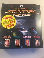 Collectable Official Star Trek Fact Files No9