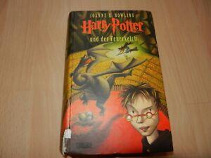 Buch Joanne K. Rowling Harry Potter und der Feuerkelch