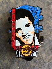 Elvis Presley 40th Ann Memphis Hard Rock Cafe Pin Limited Edition Graceland 777