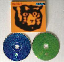 R.E.M. - Monster [1 CD, 1 DVD-Audio Set] Digipak, RARE, Like New