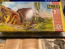 Faller B225 HO Watermill Building Kit Unassembled