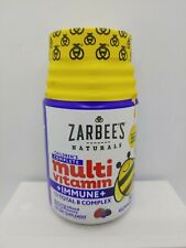 Zarbee s  Children s Complete Multivitamin   Immune  Natural Mixed Berry Flavors