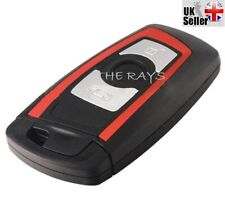 "KEYLESS SMART REMOTE KEY FOB 3 BUTTON FOR BMW 5 7 SERIES F CHASSIS ""WITH LOGO"""
