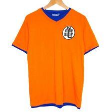 Dragon Ball Z Goku Kame Symbol Logo Mens T-Shirt Size Large Anime