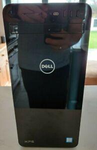 Dell XPS 8930 Intel Core i7-8700 Six Core Processor, 16Gb ram, 4+3+3HDD 256SSD