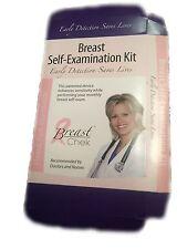 Plexus Breast Chek Kit Breast Self-Exam Kit *NEW/SEALED* As Seen On The Doctors